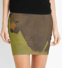 Storybook Bear Mini Skirt