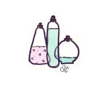 Witchy Potions by theirgrace
