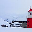 Oberalp Pass.  by Lilian Marshall