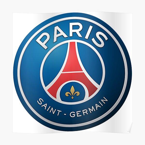 Logo PSG x Poster