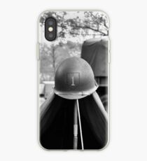 1st Infantry Division iPhone Case