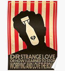 dr strangelove alternate design  Poster