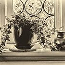 Ivy in the Window by Bette Devine