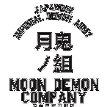 Moon Demon Company (Black) by Oathkeeper9918