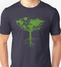 Earth Tree Classic Unisex T-Shirt