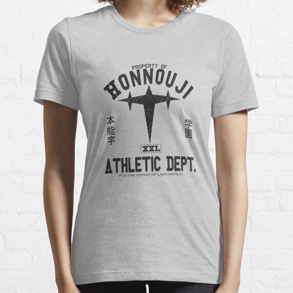 Honnouji Athletics (Black) Essential T-Shirt