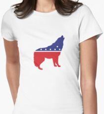 Regulation Wolf Women's Fitted T-Shirt