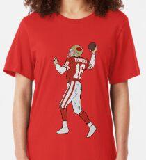 Joe Montana - NFL San Francisco 49ers Slim Fit T-Shirt
