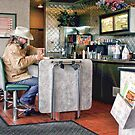 Lunch At Dennys: Roseburg, Oregon by toby snelgrove  IPA