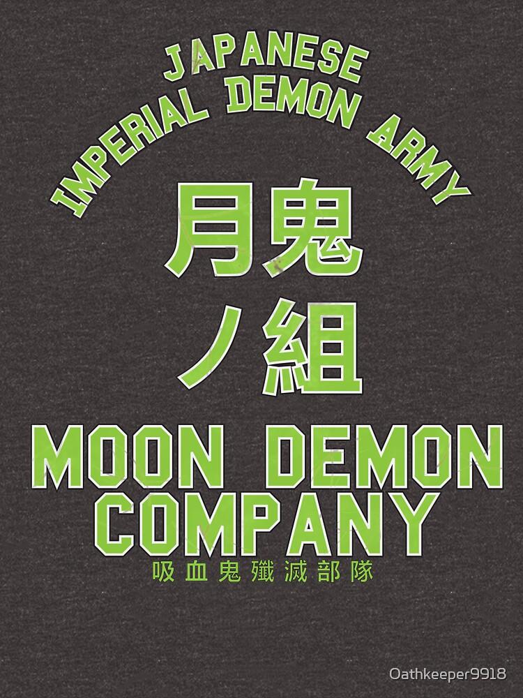 Moon Demon Company (Grün) von Oathkeeper9918