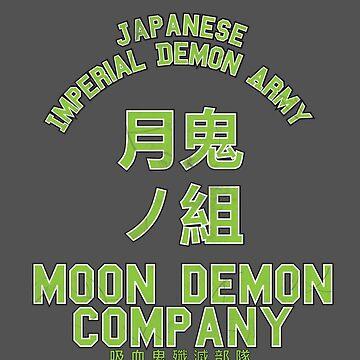 Moon Demon Company (Green) by Oathkeeper9918