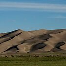 Great Sand Dunes Vista by Virginia Maguire