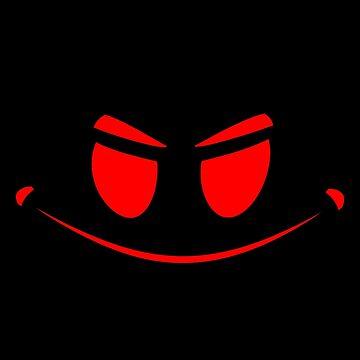 Evil smile, keep on smiling by metropol