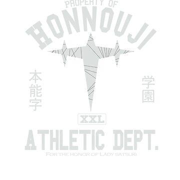 Honnouji Athletics (White) by Oathkeeper9918