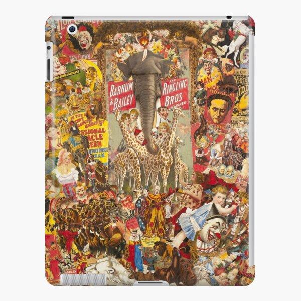Vintage Circus iPad Snap Case
