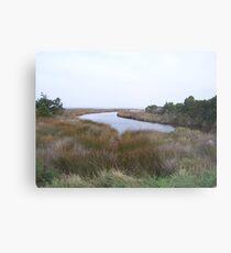 Ocracoke Island Metal Print