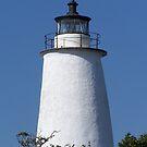 Ocracoke Island Lighthouse by DianaTaylor/ JacksonDunes