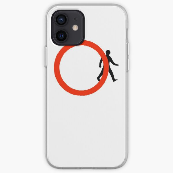 Banksy Think outside the Box iPhone Soft Case