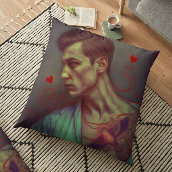 love will find a way Floor Pillow