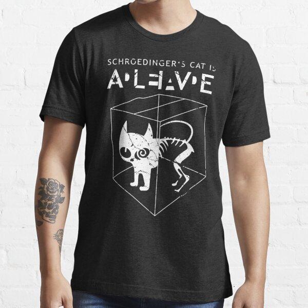 Schroedinger's Katze Essential T-Shirt