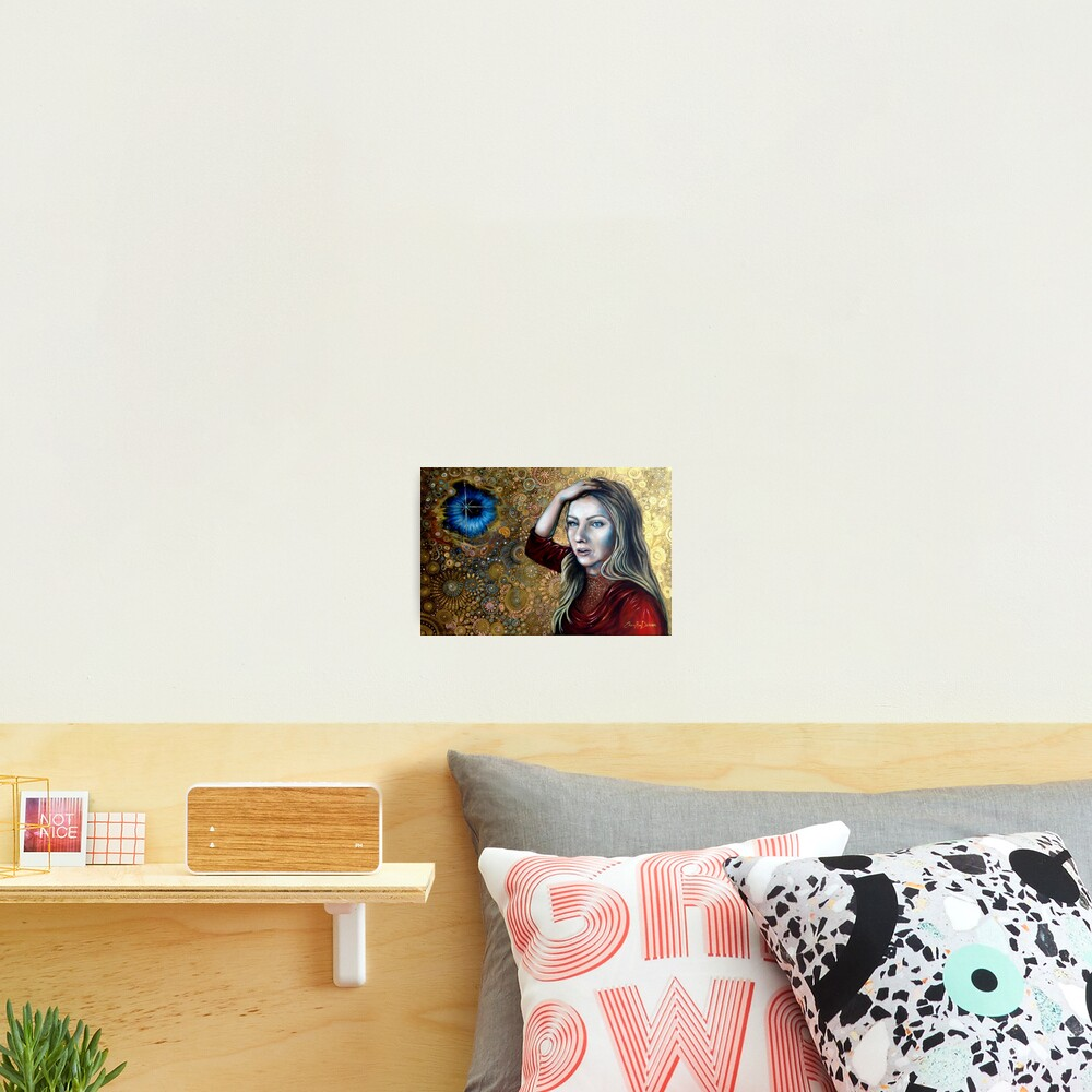 Gilted Photographic Print
