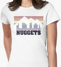 Nuggets Edition Women's Fitted T-Shirt