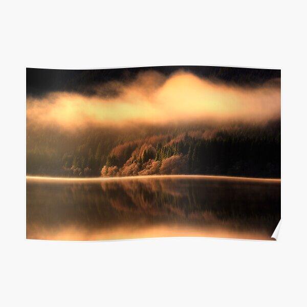 Loch Chon, Trossachs Poster