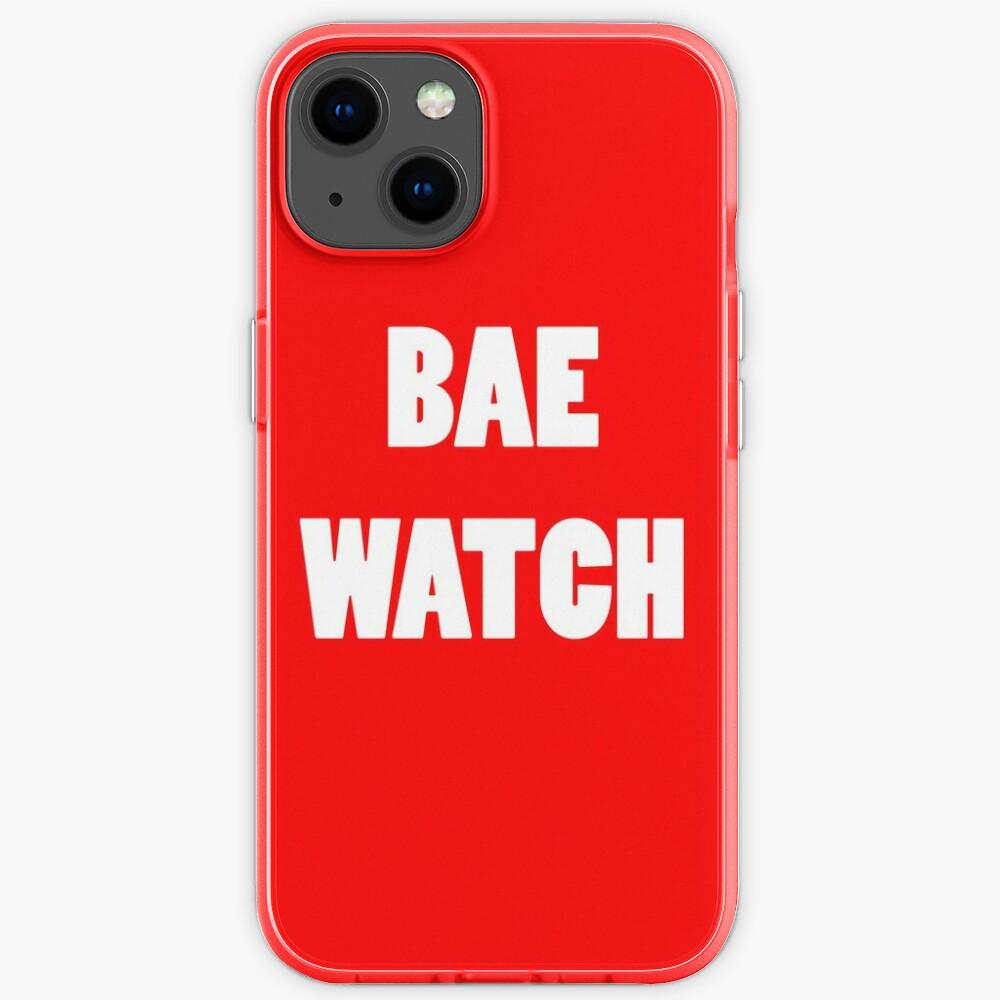 BAE WATCH iPhone Case