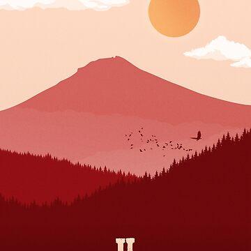 Red Dead Redemption 2 by matthieuhudson