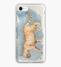 Water Color Cat iPhone Case/Skin