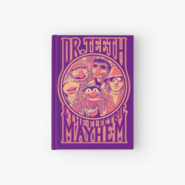 Dr. Teeth Hardcover Journal