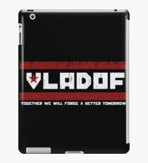 VLADOF iPad Case/Skin