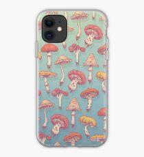 Champignon Iphone Cases Covers Redbubble