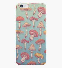 Champignons iPhone 6 Case
