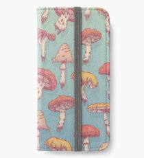 Champignons iPhone Wallet/Case/Skin