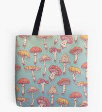 Champignons Tote Bag
