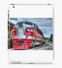Red Engine iPad Case/Skin