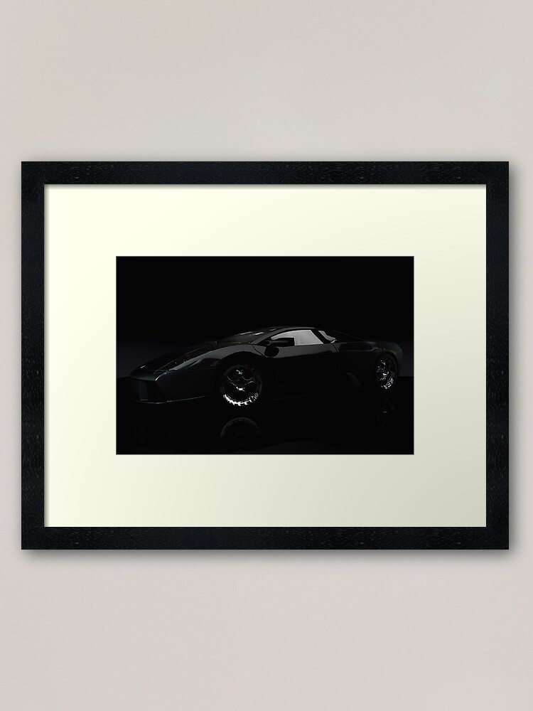 Alternate view of Large Objects of Desire Framed Art Print