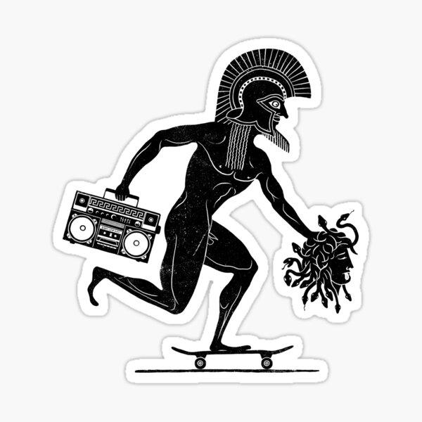 The Return of Perseus Sticker