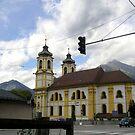 Wilten Basilica - Innsbruck by sstarlightss