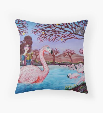 Where For Art Thou? Throw Pillow