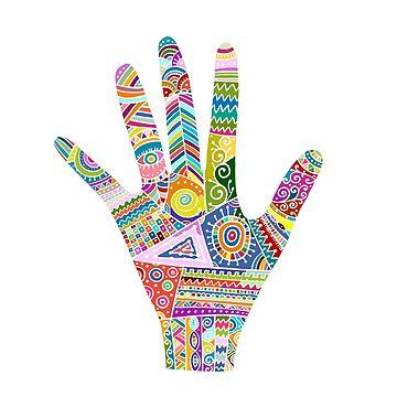 hands by Kudryashka