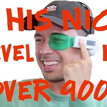 Sein Nic-Level liegt bei über 9.000! von Emmycap