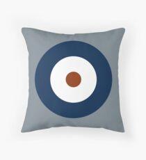 Royal Air Force - Historische Roundel Typ A 1937 - 1942 Dekokissen