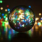 crystal ball by Zzart