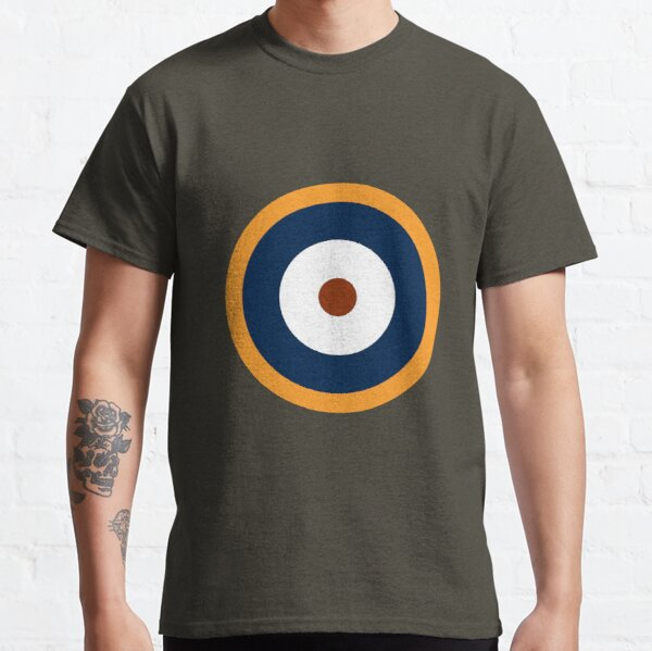 Royal Air Force - Historical Roundel Type A.2 1940 - 1942 Classic T-Shirt