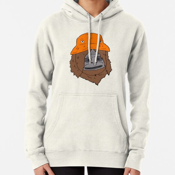 Sassy the Sasquatch Pullover Hoodie