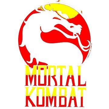Mortal Kombat by KungKthulhu