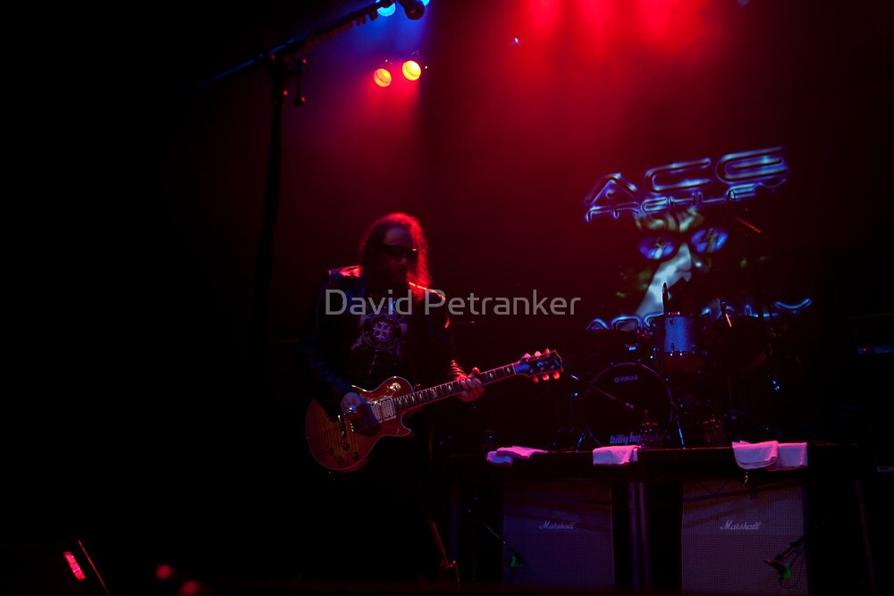 Ace Frehley by David Petranker