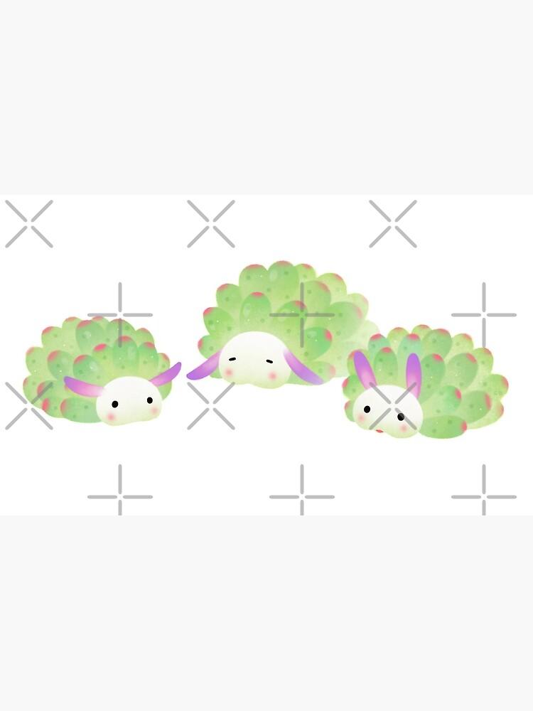Sea sheep by pikaole